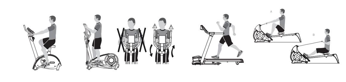 guia de uso de productos fitness